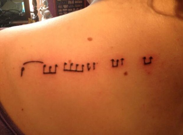 25 weird and wonderful classical music tattoos - Classic FM