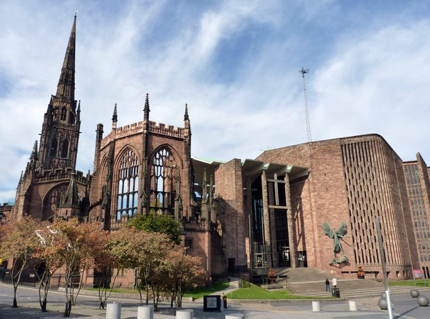 Coventry Cathedral War Requiem Britten
