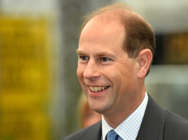 Prince Edward Earl of Wessex