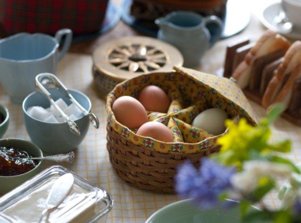 Red House Aldeburgh eggs Britten Pears