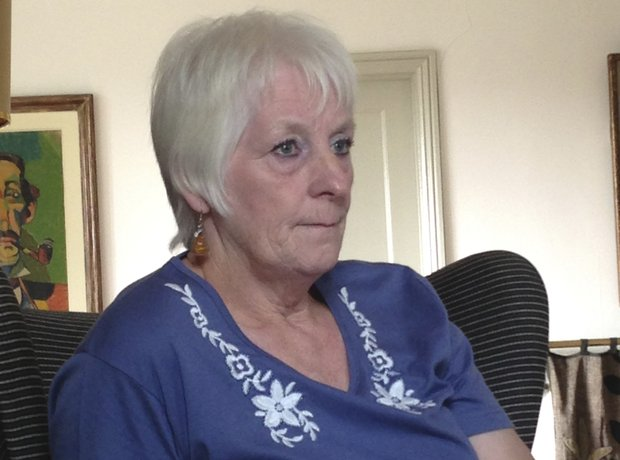 Heather Grant Britten housekeeper Red House Aldeburgh