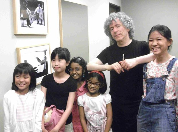 Steven Isserlis children author cellist