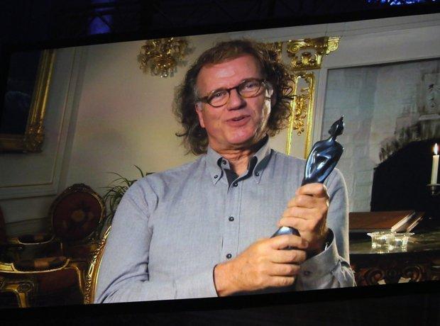 André Rieu Classic Brit Awards 2013