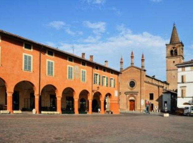 Busseto Italy Giuseppe Verdi