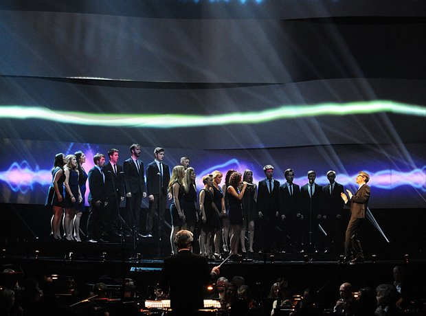 Classic Brit Awards 2013