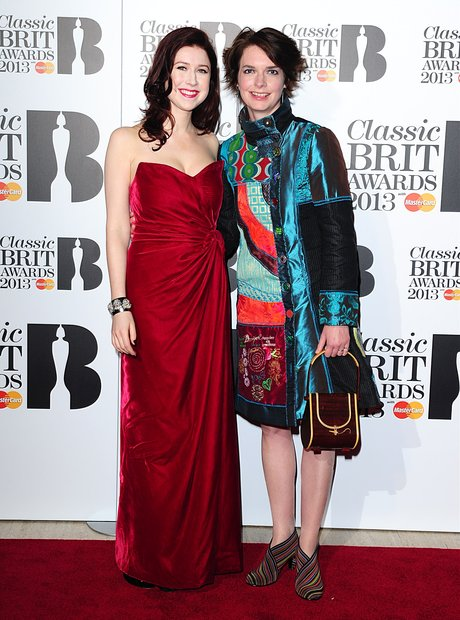 Hayley Westenra and Catrin Finch at the Classic B
