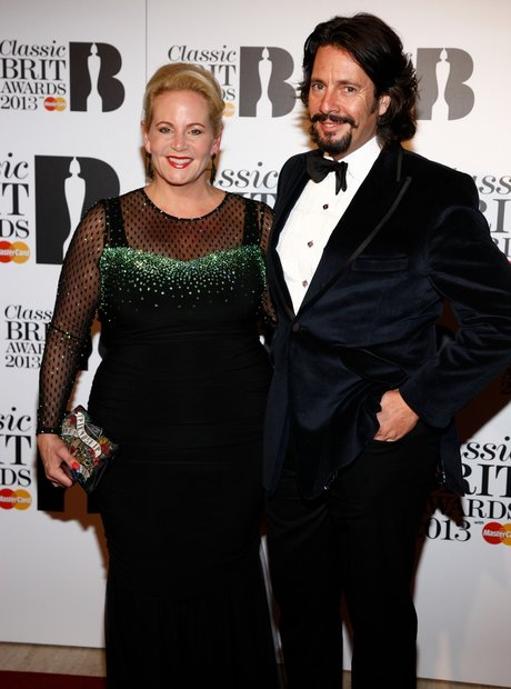 Laurence Llewelyn Bowen Classic Brit Awards 2013