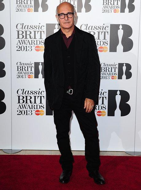 Ludovico Einaudi at the Classic Brit Awards 2013