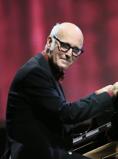 Ludovico Einaudi at the Classic Brit Awards 2013
