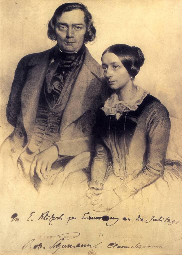 Robert Clara Schumann