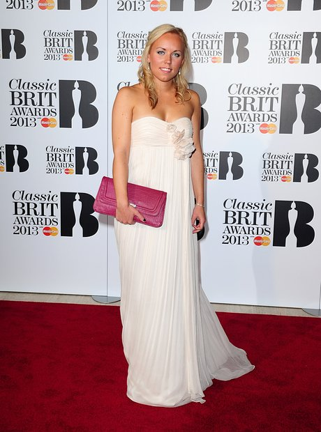Tine Thing Helseth at Classic Brit Awards 2013