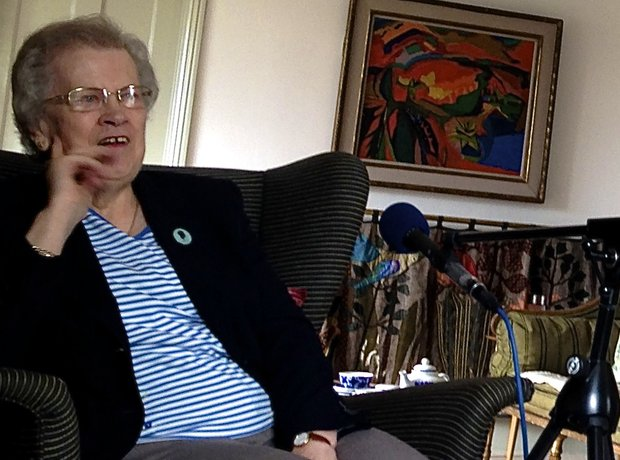 Rita Britten nurse