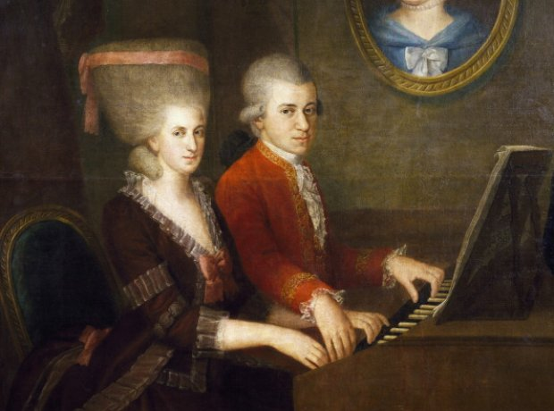 mozart and constanze weber