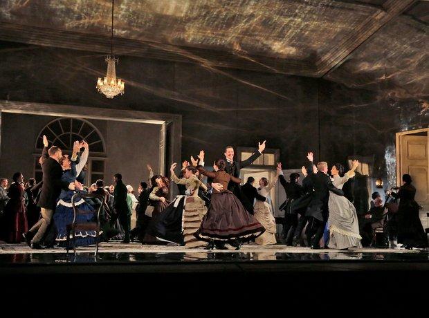 Anna Netrebko Metropolitan opera
