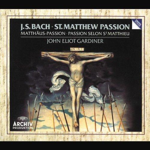John Eliot Gardiner St Matthew Passion