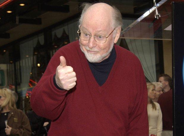 John Williams Steven Spielberg Walk of Fame Hollywood