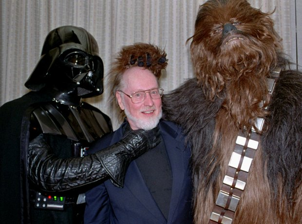 John Williams Darth Vader Chewbacca Star Wars