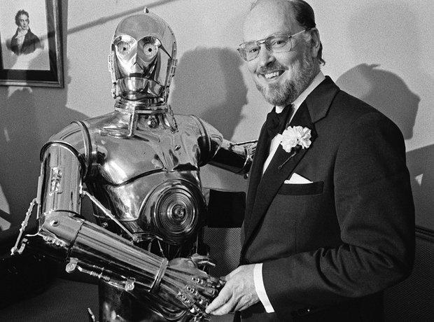 John Williams C-3PO Star Wars Lucas