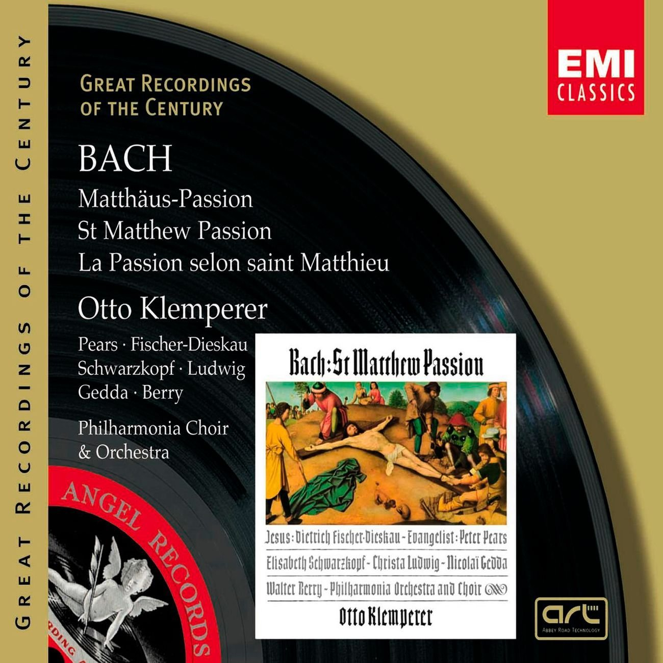 Otto Klemperer St Matthew Passion