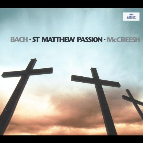 Paul Mcreesh St Matthew Passion