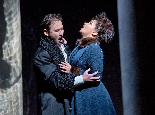 Anna Netrebko at the Metropolitan Opera
