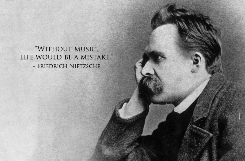 Friedrich Nietzsche 24 Inspirational Quotes About Classical Music
