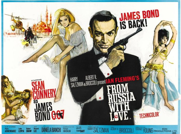 John Barry James Bond