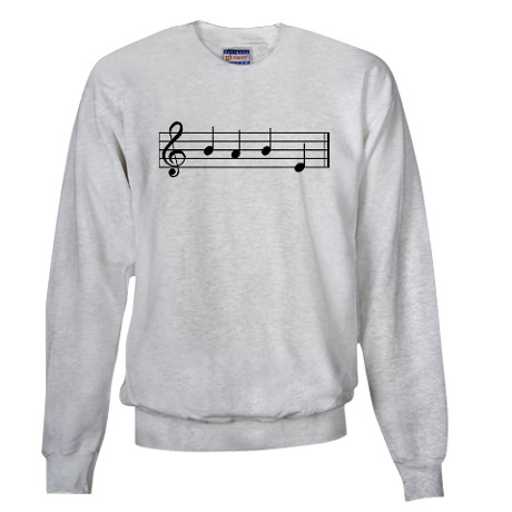Classical music winter knits