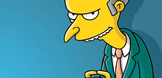 Remember when Mr Burns owned Classic FM? - Classic FM