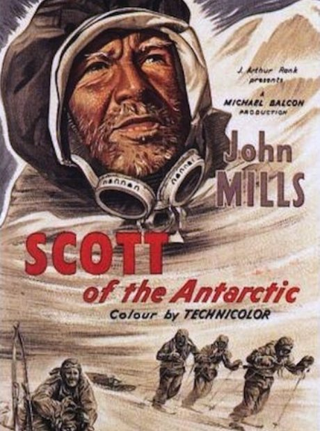 Scott of the Antarctic John Mills Vaughan Williams