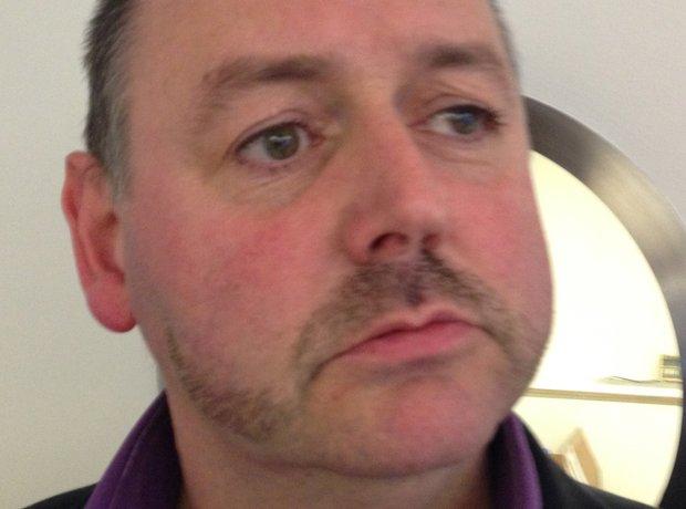 Tim Lihoreau Movember