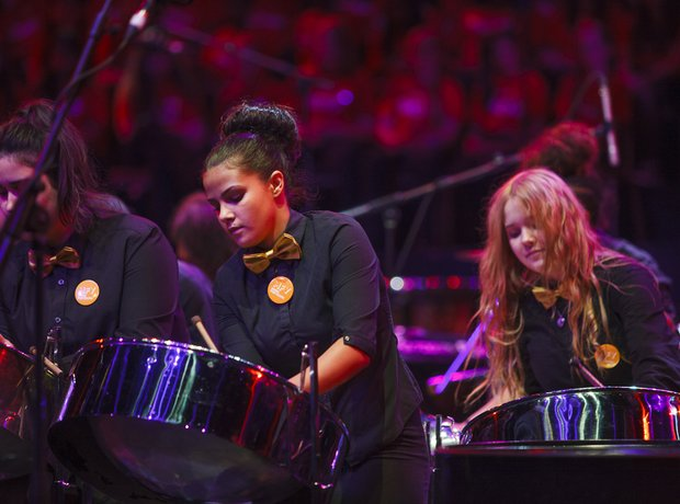 Pimlico Academy Steel Orchestra