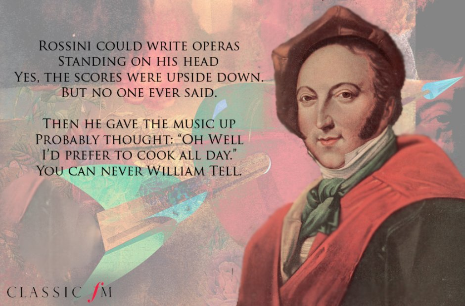 Classical music poetry