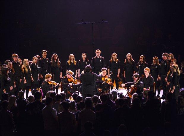 St Thomas More Chamber Choir