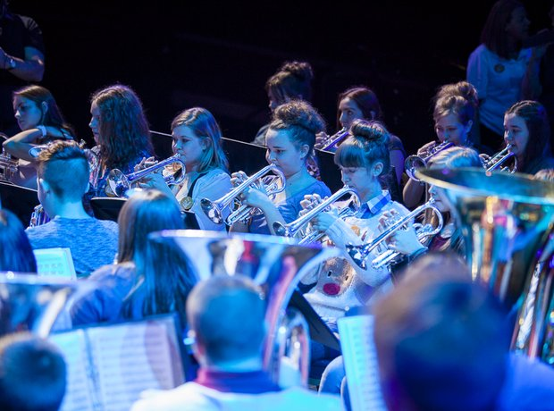 Wardle Academy Youth Brass Band
