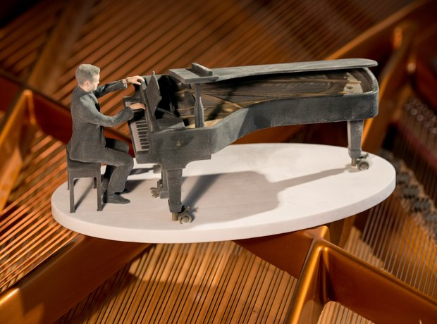 3D models of Aurora Orchestra