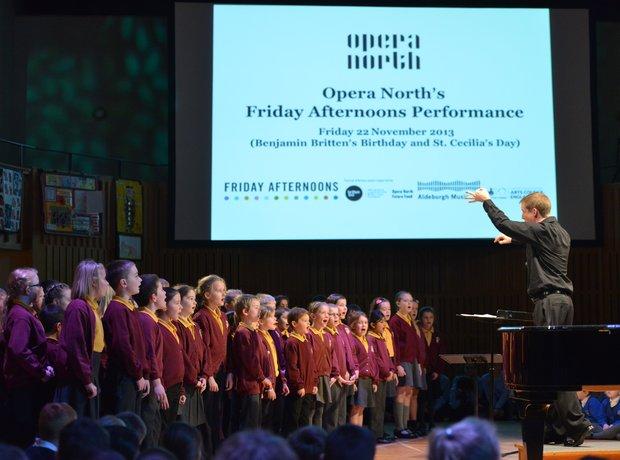 Friday Afternoons at Orchestra Of Opera North