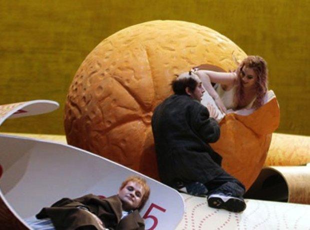 Love for Three Oranges Prokofiev