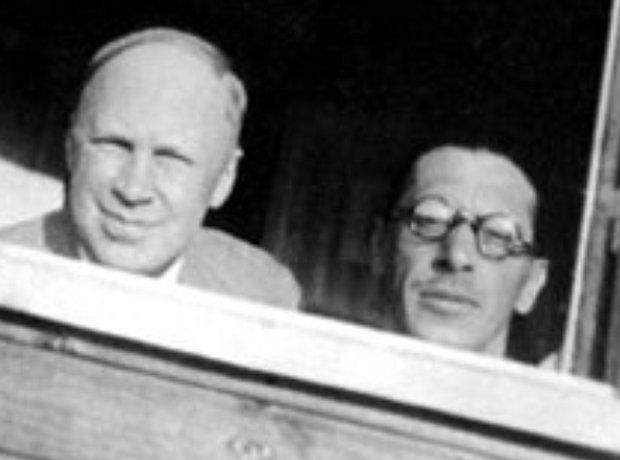 Prokofiev Stravinsky