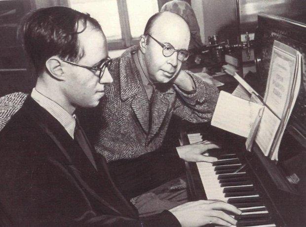 rostropovich prokofiev