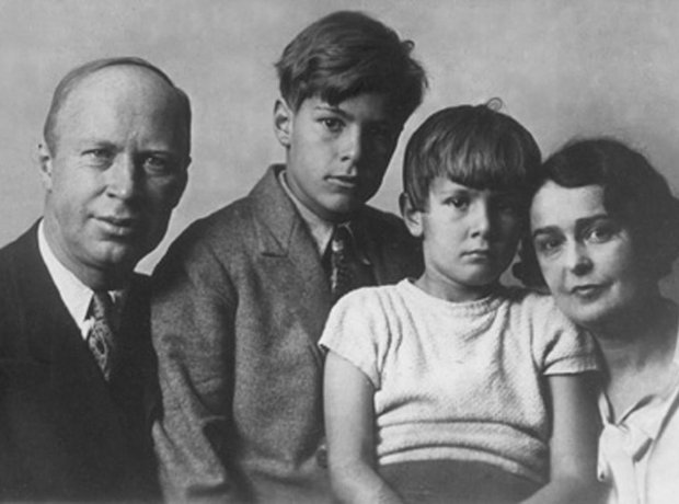 Family man - Prokofiev: 15 facts about the great composer - Classic FM