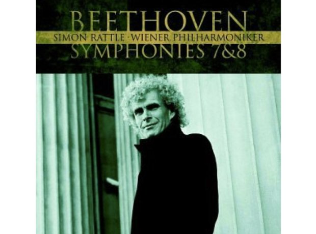 Beethoven Symphony No. 7 Rattle Vienna