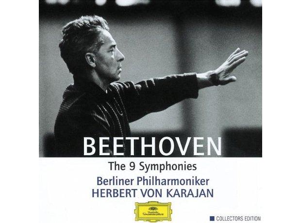 Beethoven Symphony No. 7 Karajan Berlin Philharmonic