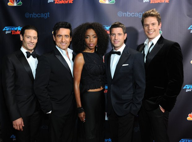 heather headley and il divo