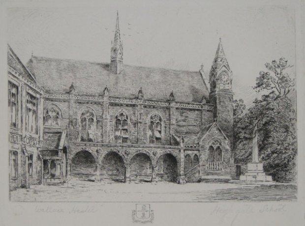 Highgate School John Rutter