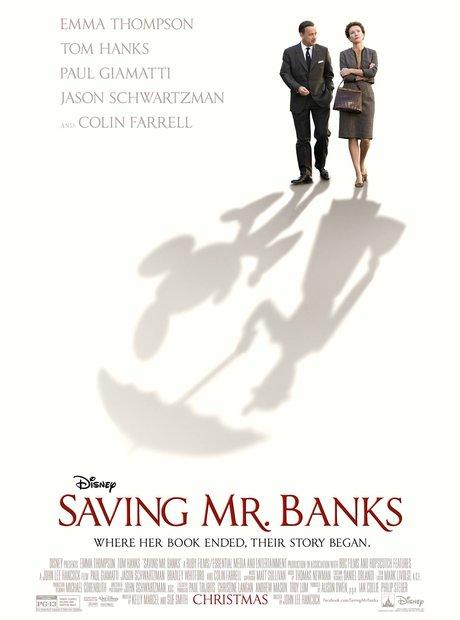 Saving Mr Banks film stills