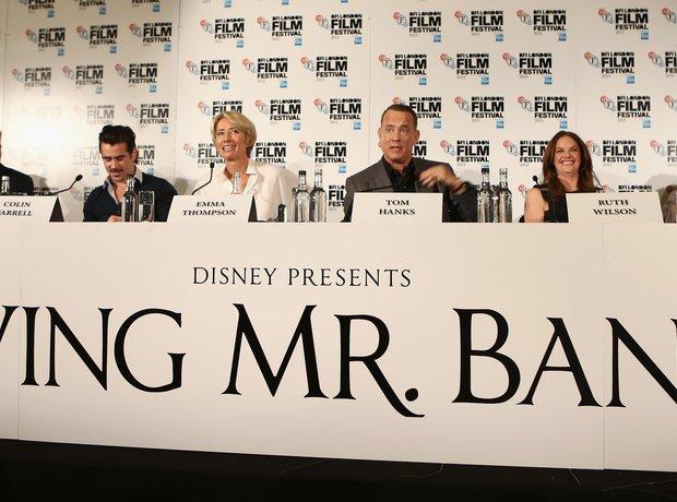 Saving Mr Banks Premiere