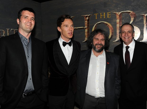 The Hobbit: the Desolation of Smaug world premiere