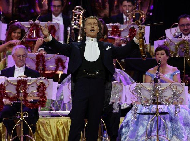 André Rieu live at Wembley Arena