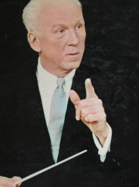 Leroy Anderson conductor composer